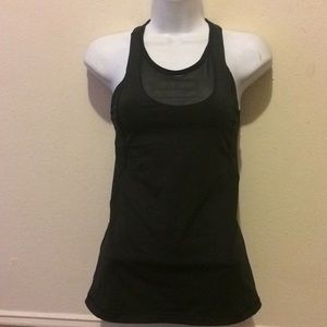 Lululemon Athletica Mesh with me Tank top size 4